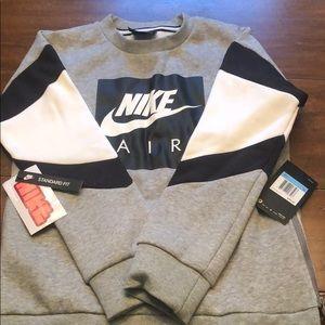 New Nike Air Sweatshirt Youth medium